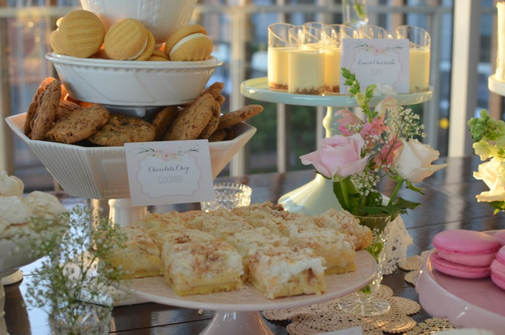 Rustic Romance Wedding Dessert Table  - Style My Celebration (4)