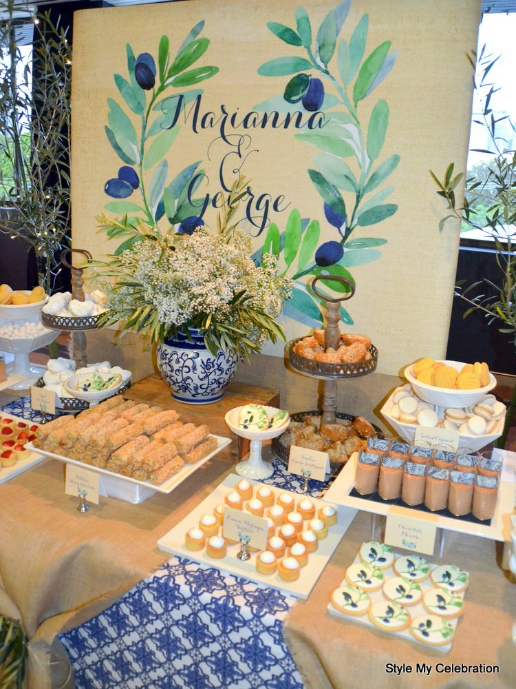 Greek Dessert Table - Style My Celebration (2)