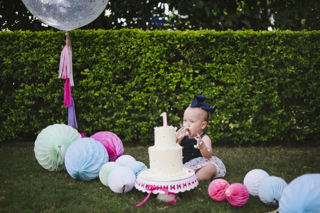 First Birthday - Style My Celebration
