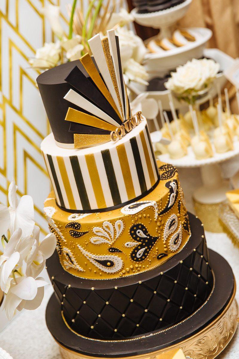 Great Gatsby Dessert Table By Style My Celebration