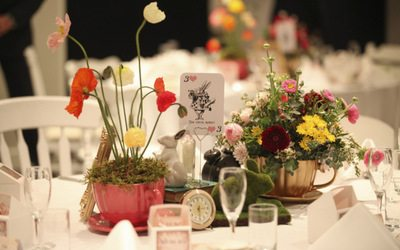 Event styling in Brisbane