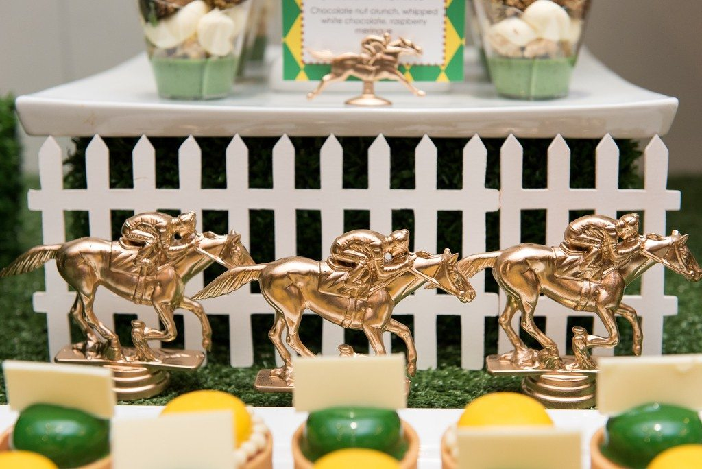melbourne cup dessert table