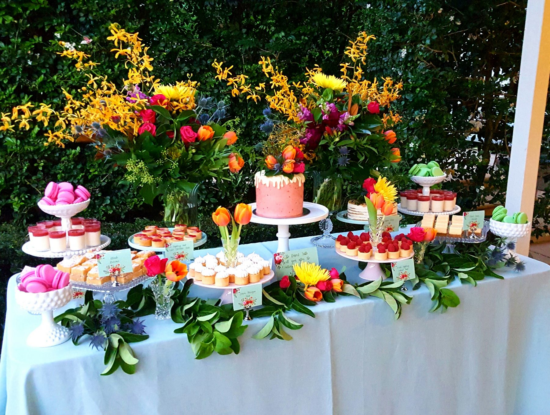 Brisbane Dessert Tables