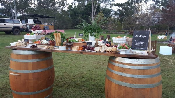 Brisbane Grazing Tables